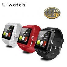 U Watch U8 Smartwatch Bluetooth Watch for iPhone 6/puls/5S Samsung S4/Note 3