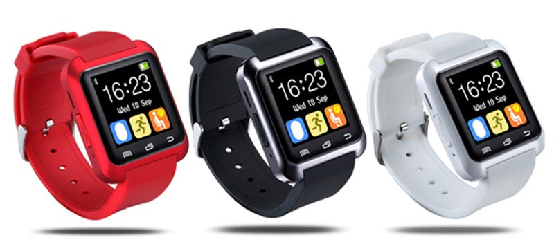 how to connect u8 smartwatch to pc